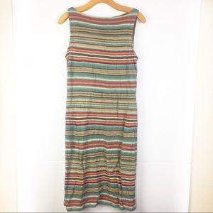 Lauren Ralph Lauren Stripe Midi knit Dress